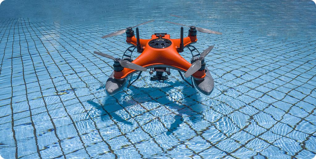 Boat Mode drone